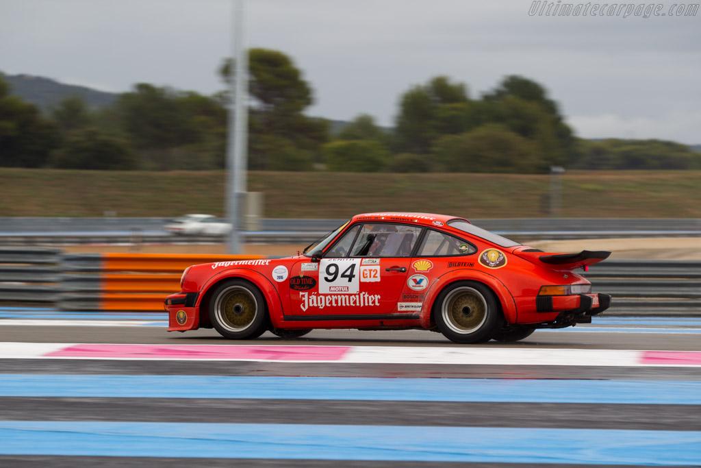 Porsche 934 - Chassis: 930 670 0168 - Driver: Maurizio Fratti / Andrea Cabianca  - 2015 Dix Mille Tours