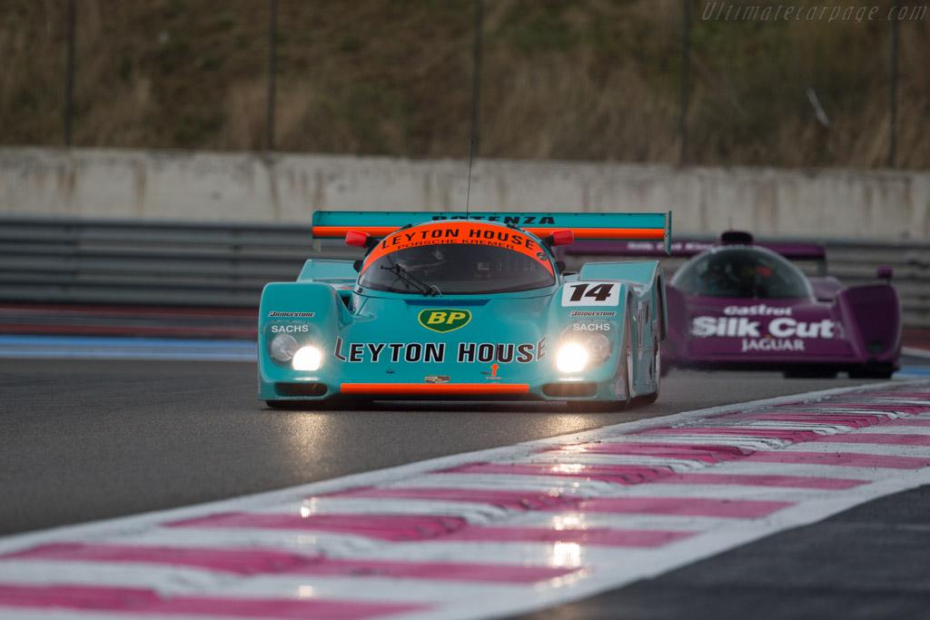 Porsche 962 CK6 - Chassis: 962-118 T-1 - Driver: Tommy Dreelan  - 2015 Dix Mille Tours