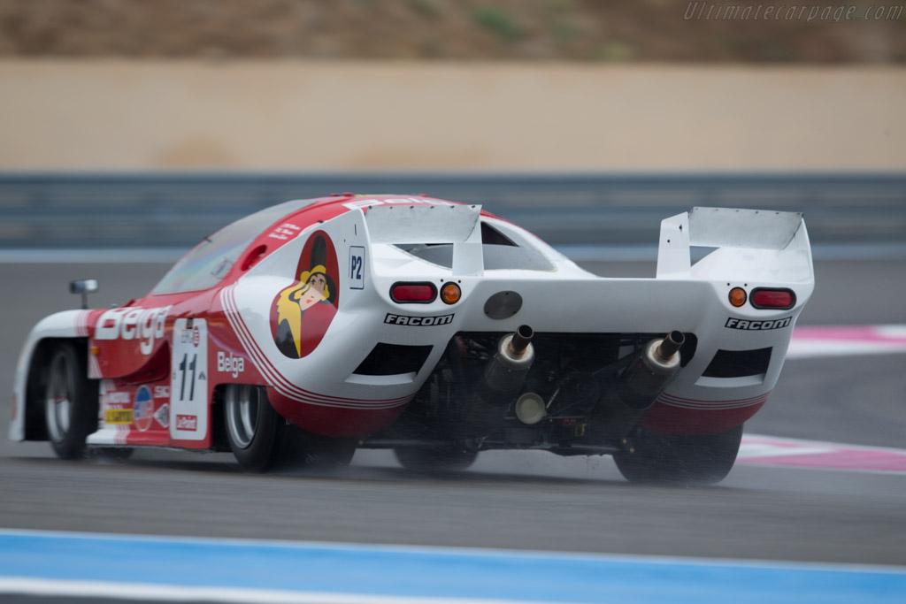 Rondeau M378 - Chassis: M378/001 - Driver: Marc Devis / Martin O'Connell  - 2015 Dix Mille Tours