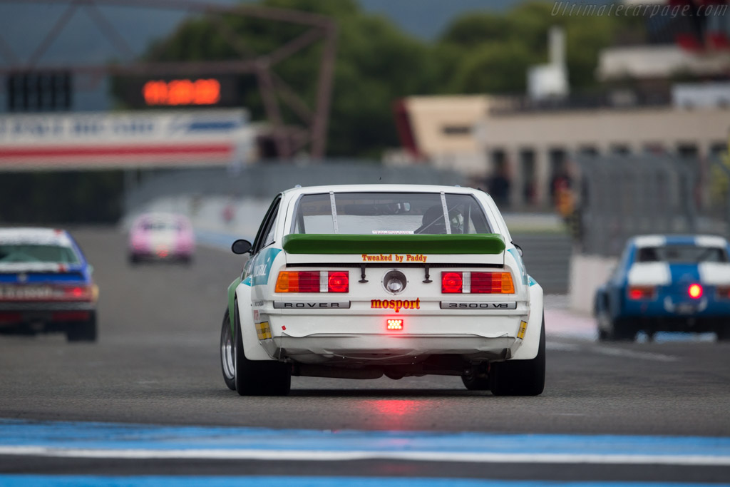 Rover Vitesse - Chassis: DPR1 / RRAWK7AA145248 - Driver: Tim Summers / Richard Meaden  - 2015 Dix Mille Tours