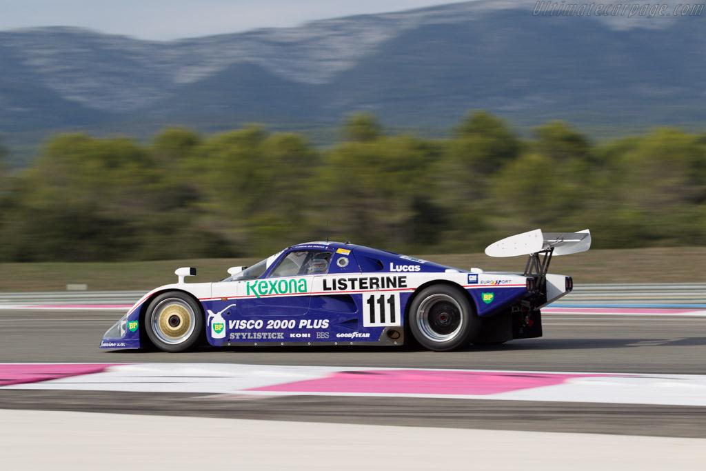 Spice SE88C Cosworth - Chassis: SE88C-003 - Driver: Frederic da Rocha  - 2015 Dix Mille Tours