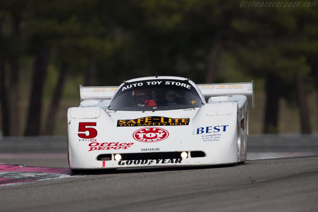 Spice SE90P Chevrolet - Chassis: SE90P-013 - Driver: Steve Tandy  - 2015 Dix Mille Tours