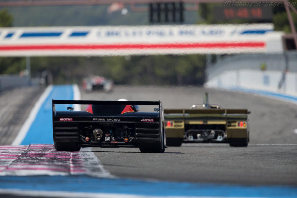 TOJ SC206 - Chassis: 7901 - Driver: Philipp Brunn  - 2015 Dix Mille Tours