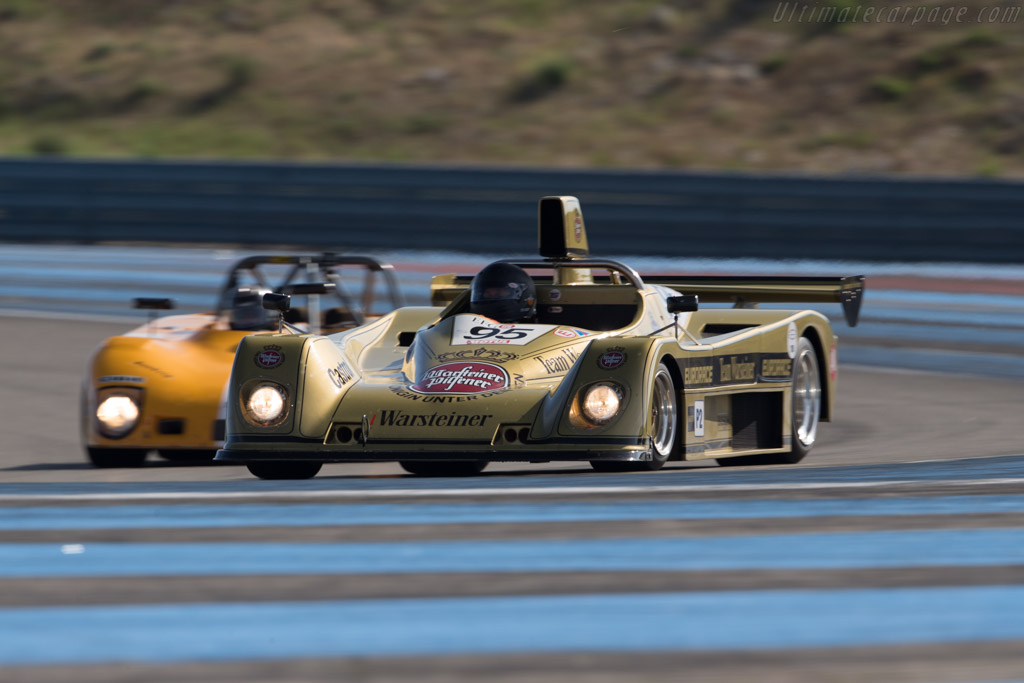 TOJ SC304 - Chassis: 10-76 - Driver: Jean Guikas  - 2015 Dix Mille Tours