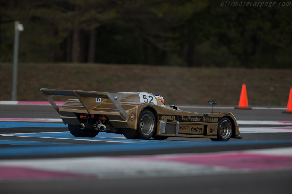 TOJ SC304 - Chassis: 11-76 - Driver: Yves Scemama  - 2015 Dix Mille Tours