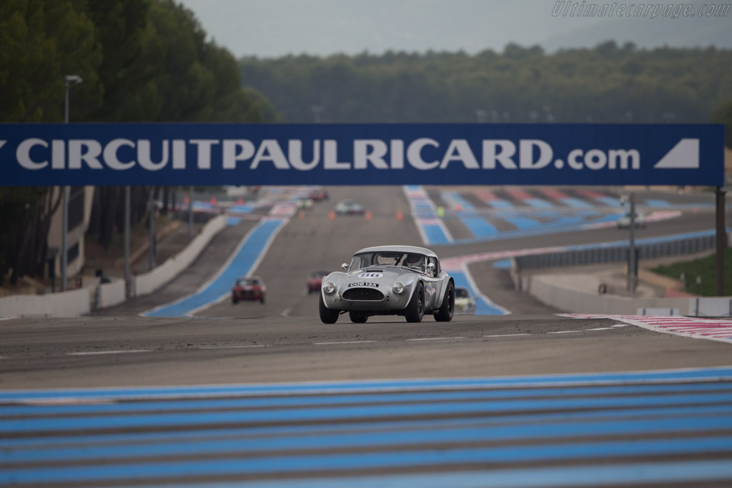 AC Shelby Cobra - Chassis: CSX2157 - Driver: Andrew Beverley  - 2016 Dix Mille Tours