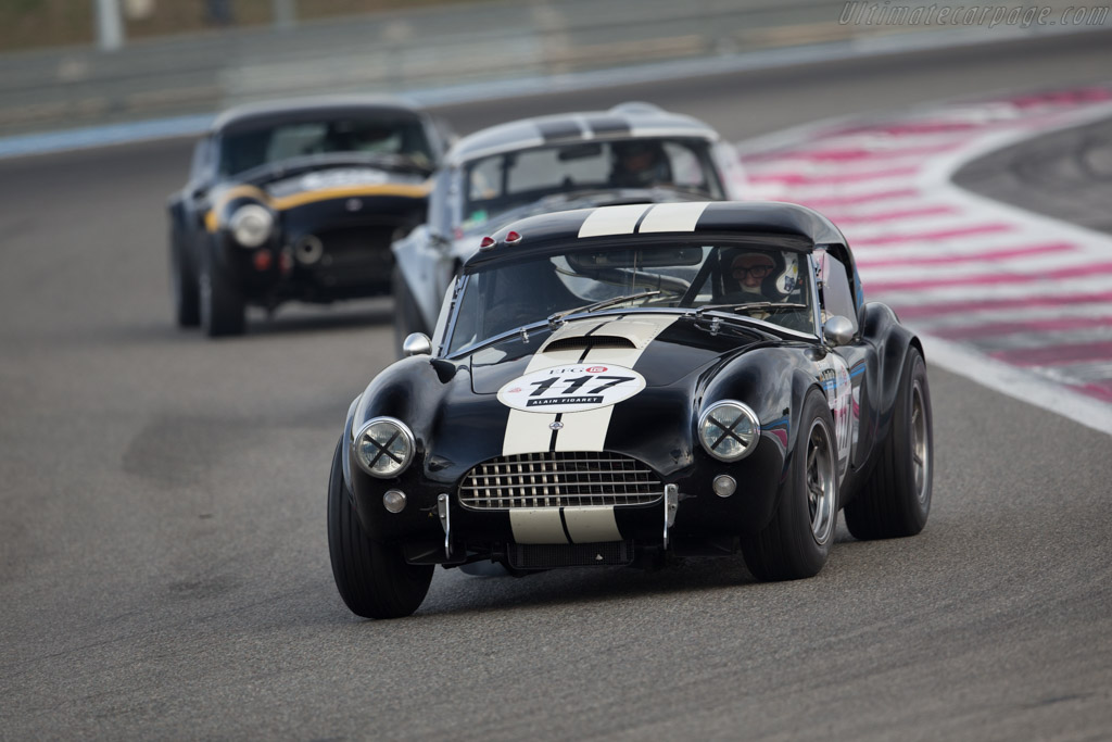 AC Shelby Cobra - Chassis: CSX2057 - Driver: Eric Everard / Christophe van Riet  - 2016 Dix Mille Tours