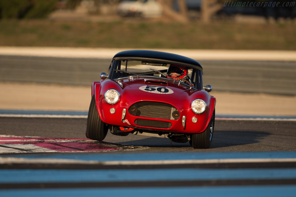 AC Shelby Cobra - Chassis: CSX2349 - Driver: Ben Gill  - 2016 Dix Mille Tours