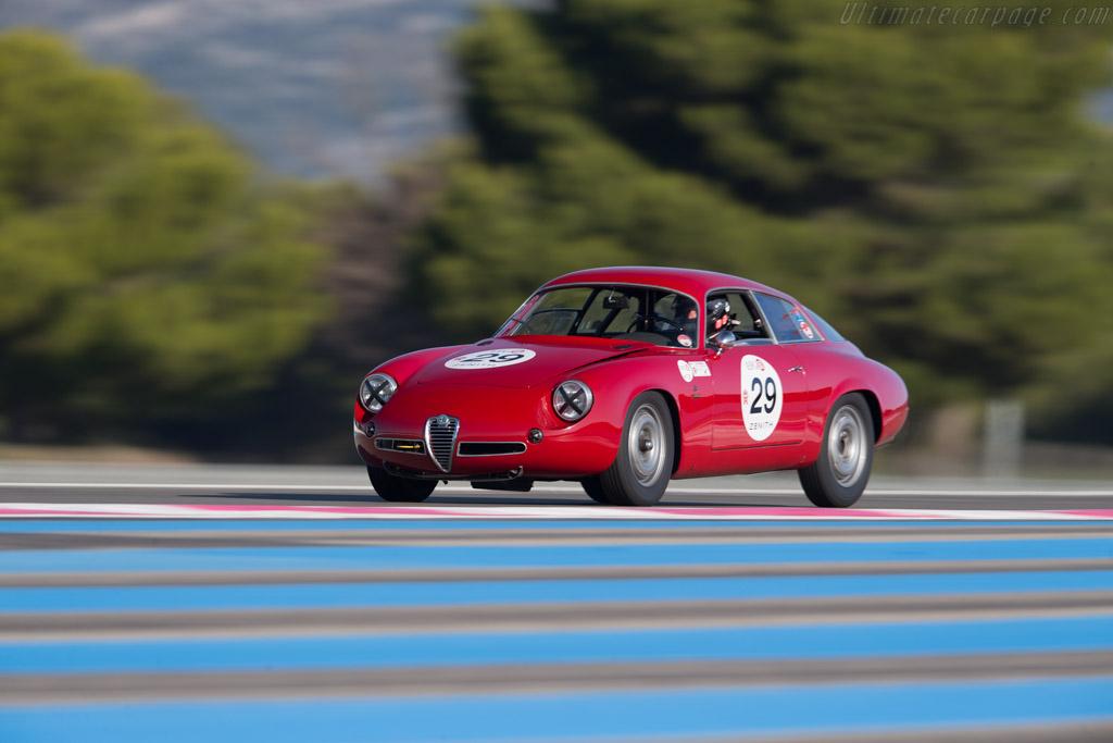 Alfa Romeo Giulietta SZ - Chassis: AR10126 00086 - Driver: Xavier Galant / Vincent Neurisse  - 2016 Dix Mille Tours