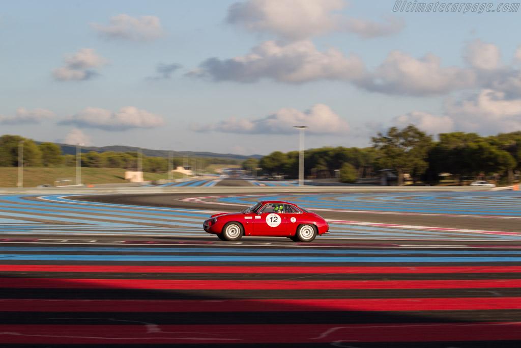 Alfa Romeo Giulietta SZ - Chassis: AR10126 00086 - Driver: Jean-Francois Piquet  - 2016 Dix Mille Tours