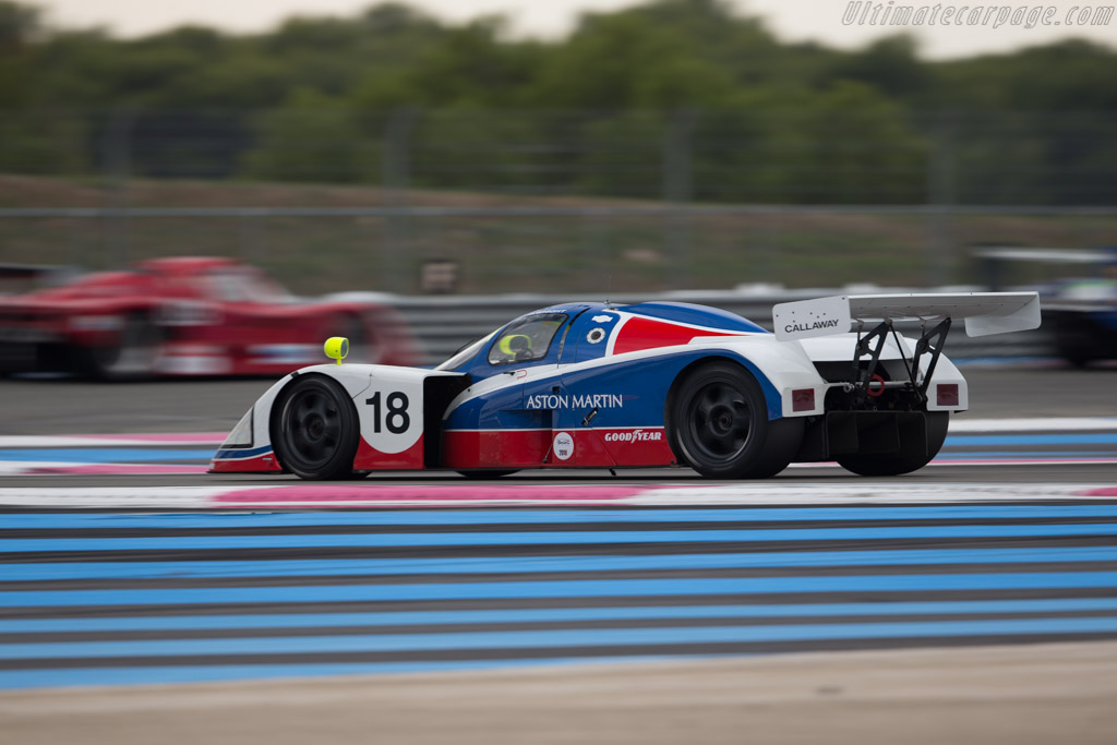 Aston Martin AMR1 - Chassis: AMR1 / 05 - Driver: Nicolas Minassian  - 2016 Dix Mille Tours