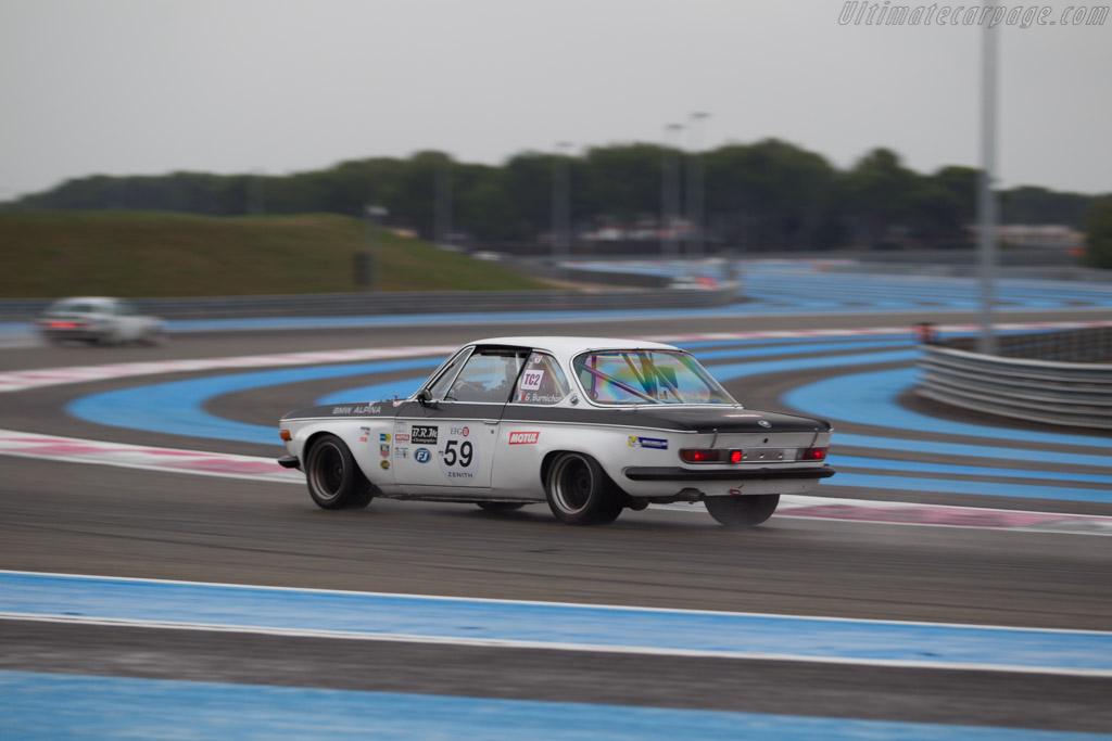 BMW 2800 CS Alpina - Chassis: 2200996 - Driver: Guy Bornichon  - 2016 Dix Mille Tours