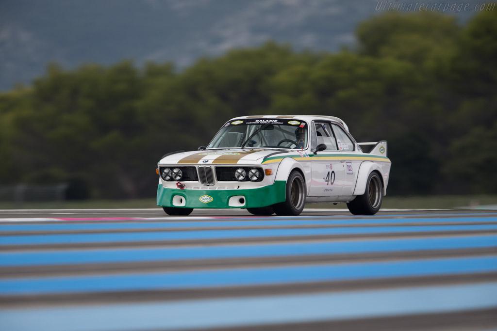 BMW 3.0 CSL - Chassis: 2210878 - Driver: Erik Maris  - 2016 Dix Mille Tours