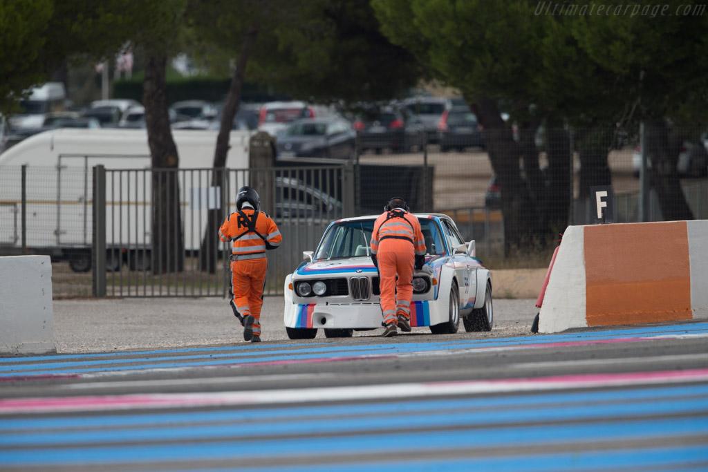 BMW 3.0 CSL  - Driver: Vincent Gleyze / Olivier Monot  - 2016 Dix Mille Tours
