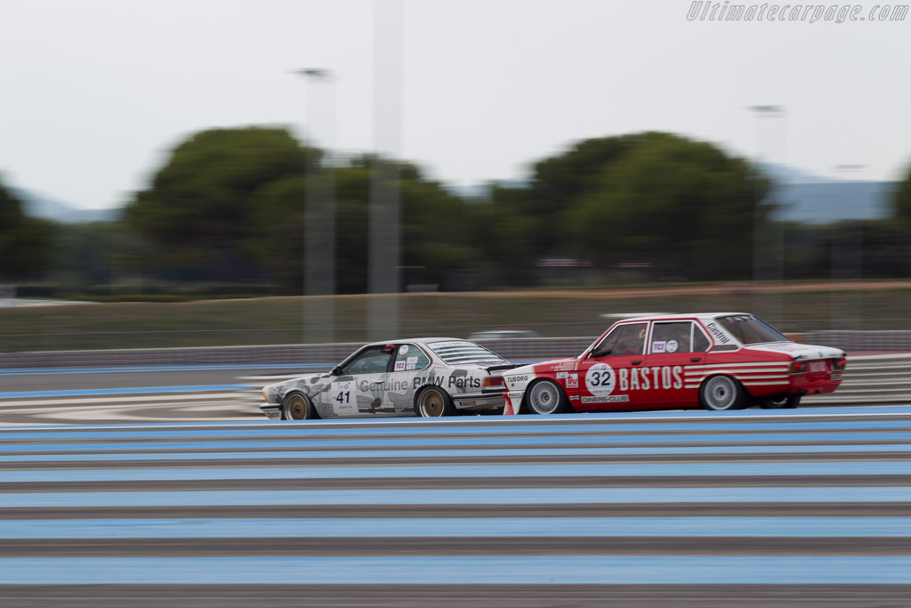 BMW 635 CSi - Chassis: E24 RA2-79 - Driver: Xavier Micheron  - 2016 Dix Mille Tours