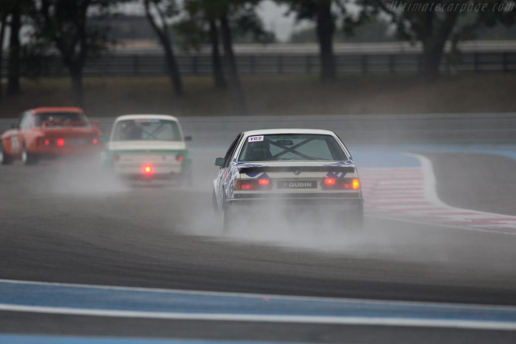 BMW 635 CSi - Chassis: E24 RA1-31 - Driver: Robert Boos / Pascal Goury  - 2016 Dix Mille Tours