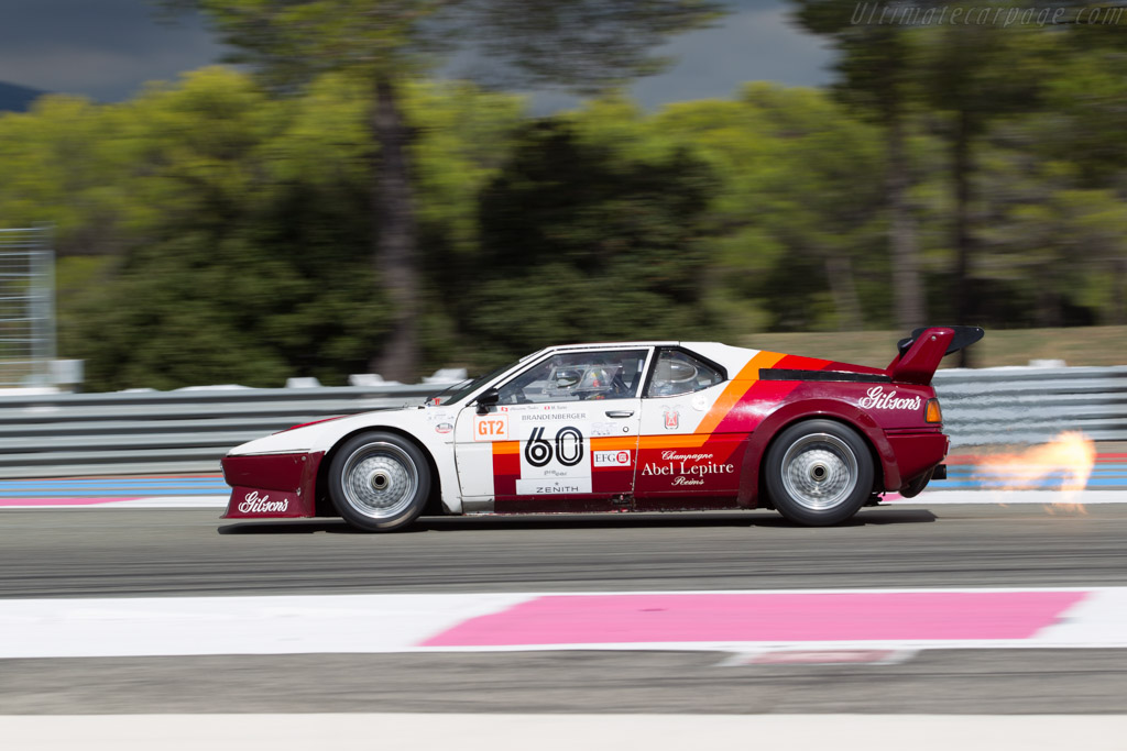 BMW M1 Procar - Chassis: 4301063 - Driver: Peter Mulder / Christian Traber  - 2016 Dix Mille Tours