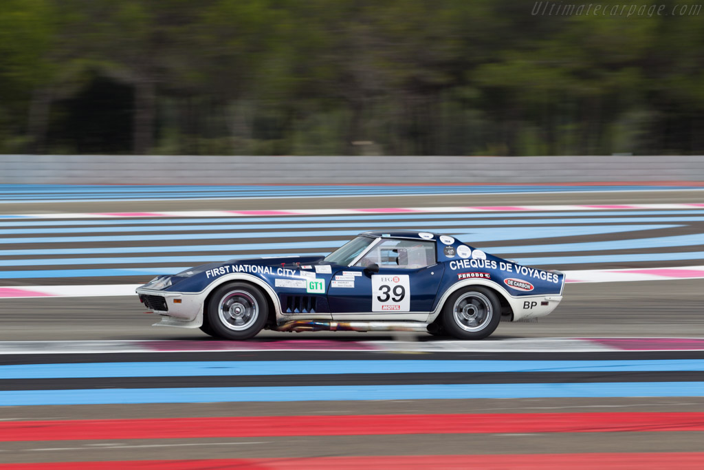 Chevrolet Corvette  - Driver: Alfred Strebel / Patrick Gerling  - 2016 Dix Mille Tours