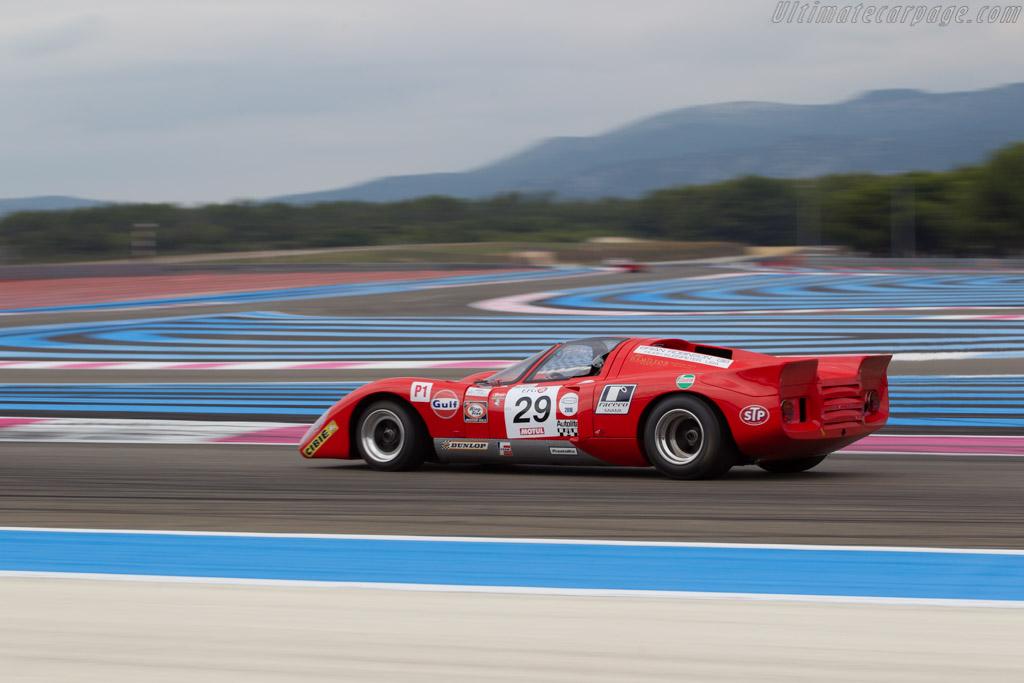 Chevron B16 - Chassis: CH-DBE-4 - Driver: Xavier Galant / Vincent Neurisse  - 2016 Dix Mille Tours