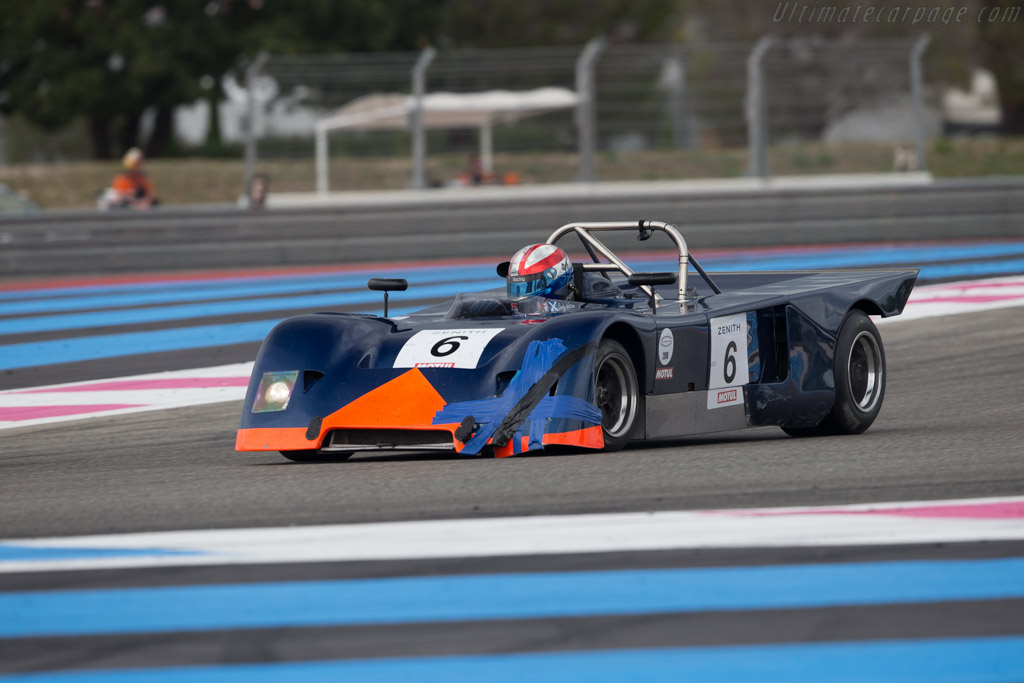 Chevron B19 - Chassis: B19-71-6 - Driver: Martin O'Connell  - 2016 Dix Mille Tours