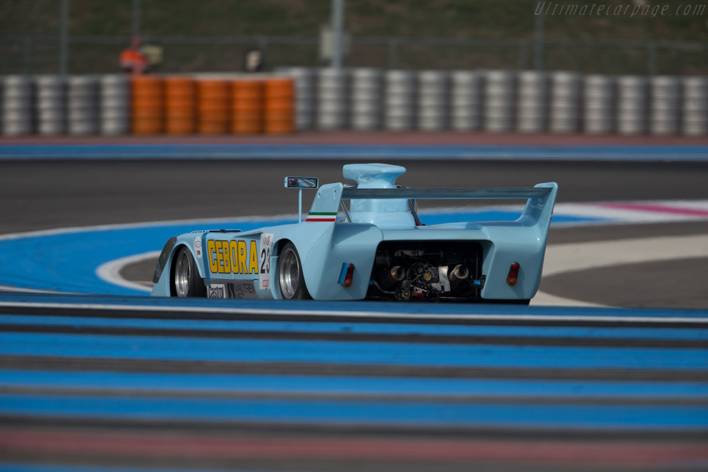 Chevron B23 - Chassis: B23-73-21 - Driver: Martin O'Connell  - 2016 Dix Mille Tours