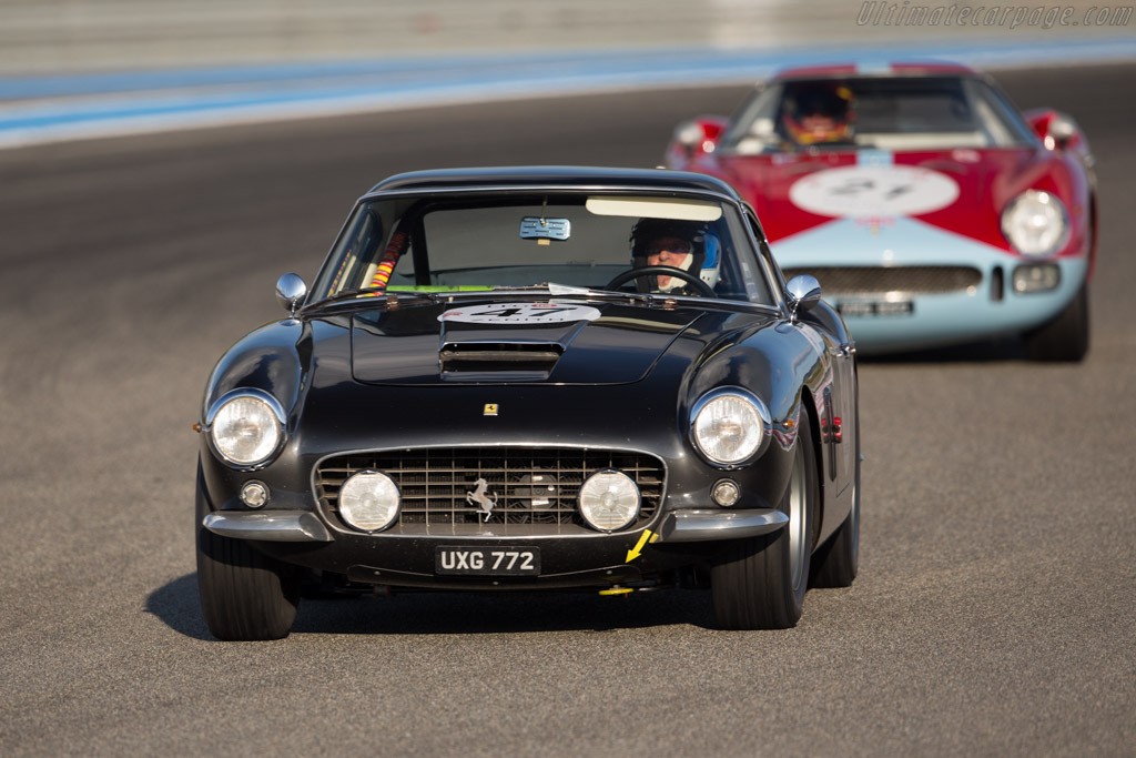 Ferrari 250 GT SWB - Chassis: 3039GT - Driver: Jean-Jacques Bally  - 2016 Dix Mille Tours