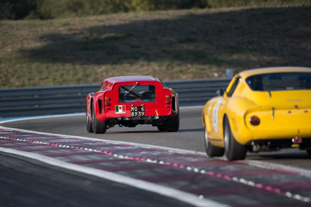 Ferrari 250 GT SWB Breadvan - Chassis: 2819GT - Driver: Lukas Halusa  - 2016 Dix Mille Tours