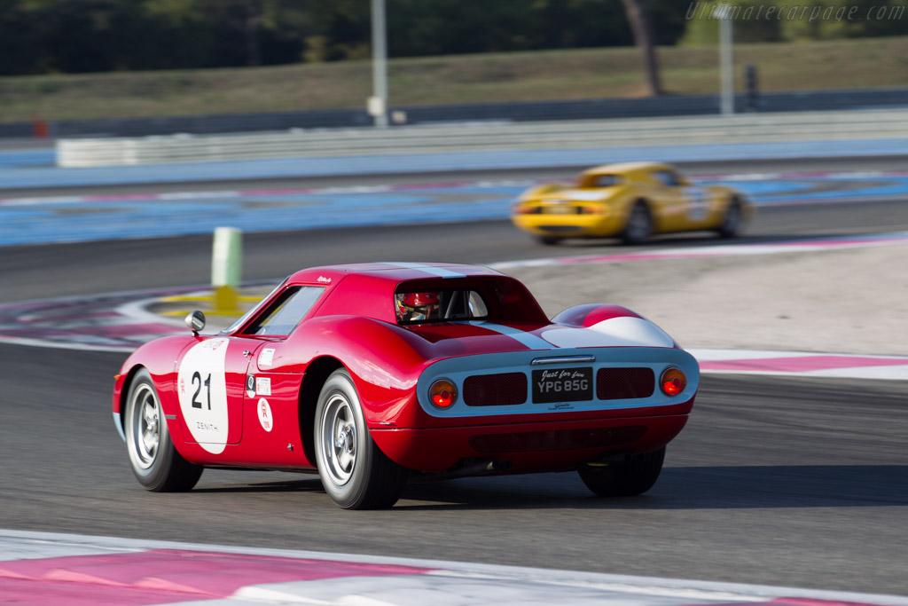 Ferrari 250 LM - Chassis: 5907 - Driver: Clive Joy / Jarrah Venables  - 2016 Dix Mille Tours