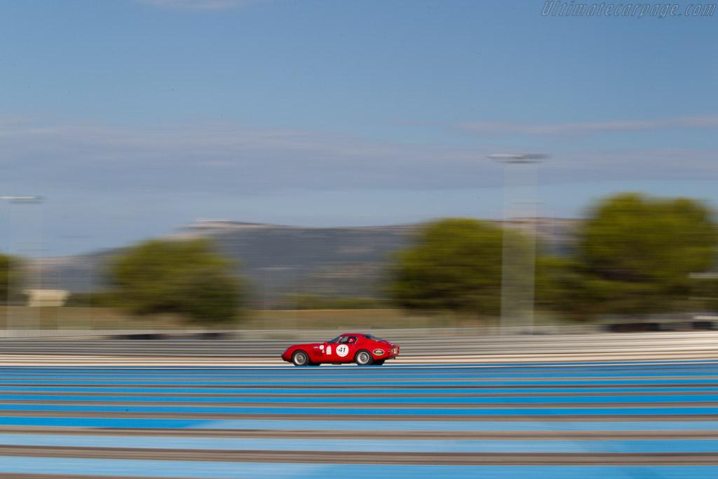 Ferrari 275 GTB/4 - Chassis: 09247 - Driver: Jan Gijzen  - 2016 Dix Mille Tours
