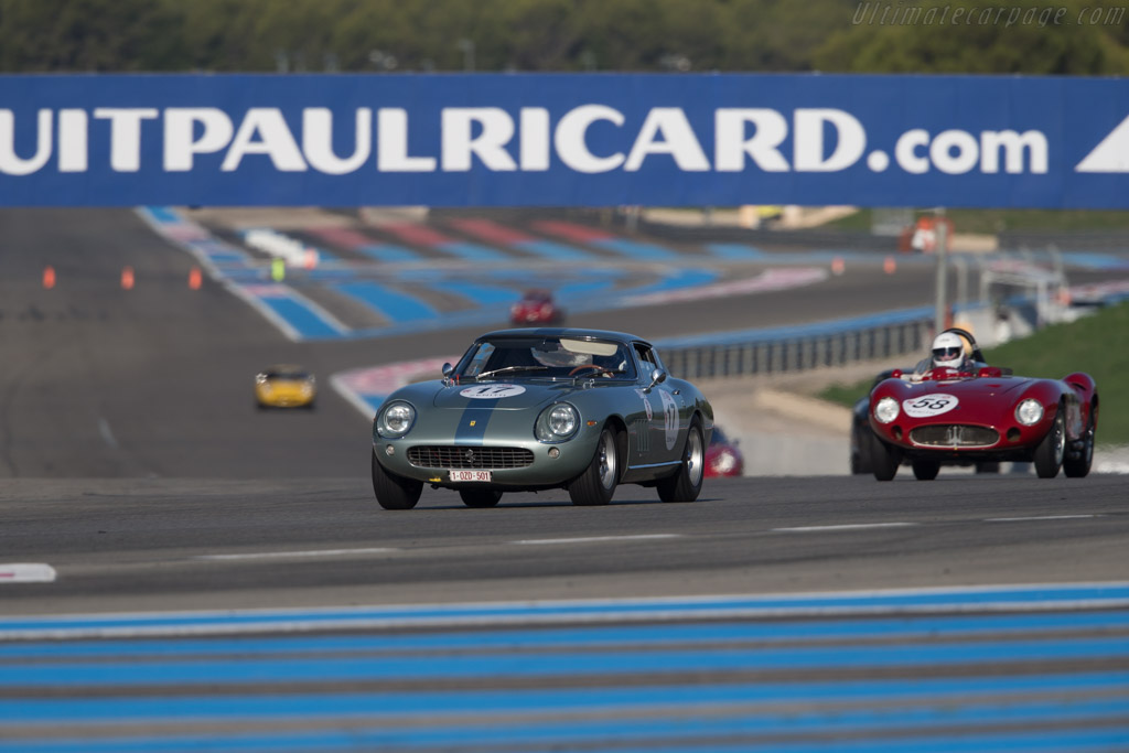 Ferrari 275 GTB - Chassis: 07037 - Driver: Eric Everard  - 2016 Dix Mille Tours