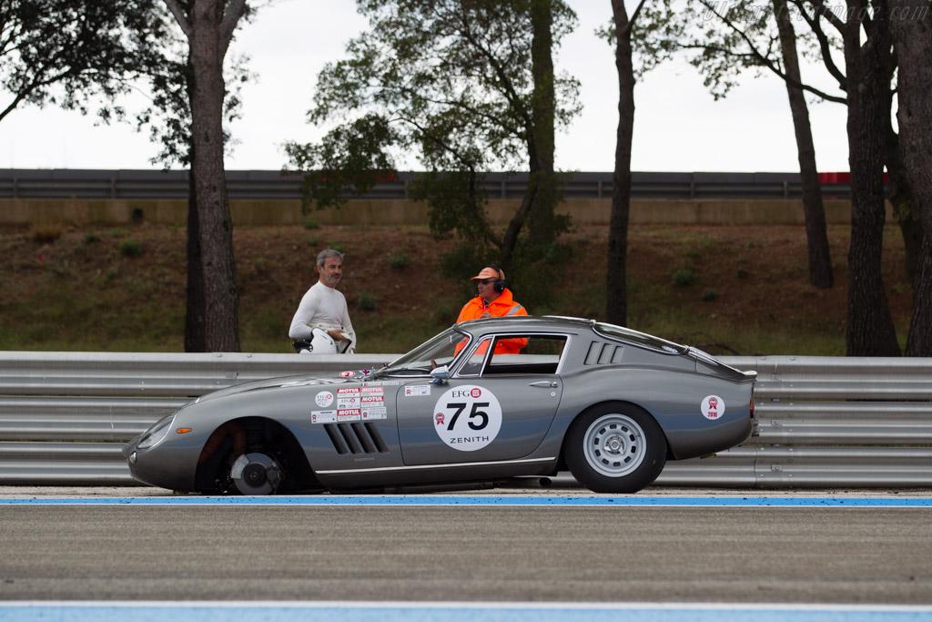 Ferrari 275 GTB - Chassis: 08465 - Driver: Laurent Desplaces / Jean-Luc Bois  - 2016 Dix Mille Tours