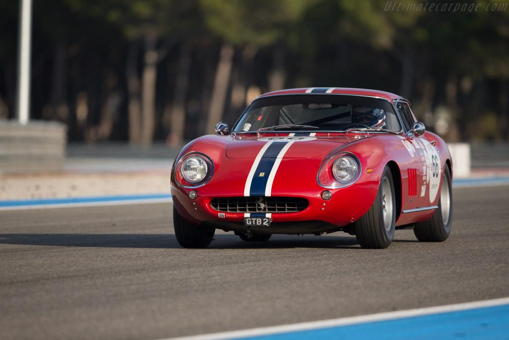 Ferrari 275 GTB - Chassis: 08213 - Driver: Dennis Singleton / Kevin Jones  - 2016 Dix Mille Tours