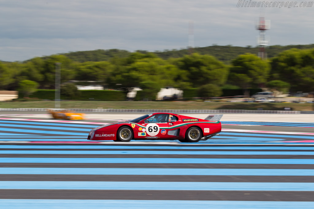 Ferrari 512 BB LM - Chassis: 28601 - Driver: Mr. John of B.  - 2016 Dix Mille Tours