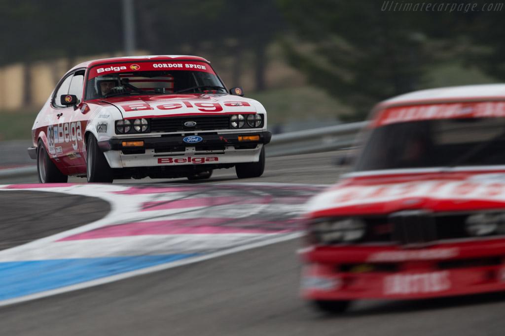 Ford Capri Mk2 - Chassis: GAECLE0065260 - Driver: Raphaël de Borman / Christophe van Riet  - 2016 Dix Mille Tours