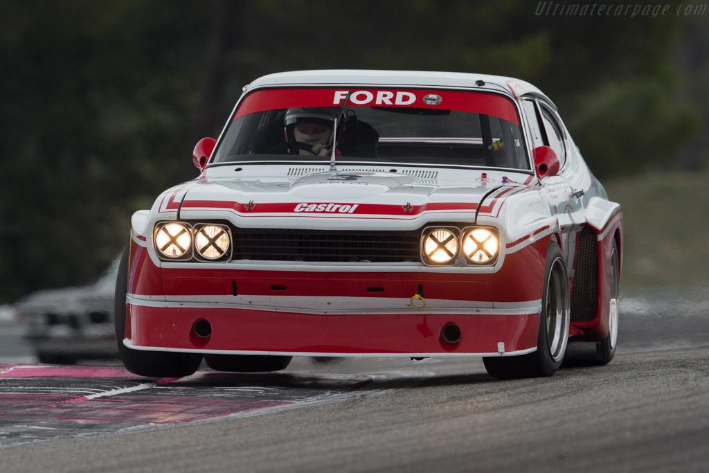 Ford Capri RS Cosworth  - Driver: Grant Tromans / Richard Meaden  - 2016 Dix Mille Tours