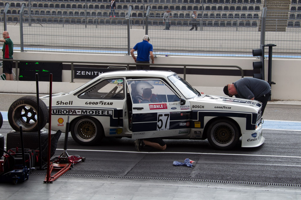 Ford Escort 1600 RS  - Driver: David Tomlin  - 2016 Dix Mille Tours