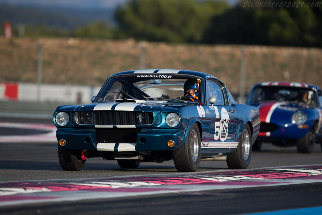 Ford Shelby Mustang GT350 - Chassis: SFM5S514 - Driver: Clive Joy / Jarrah Venables  - 2016 Dix Mille Tours