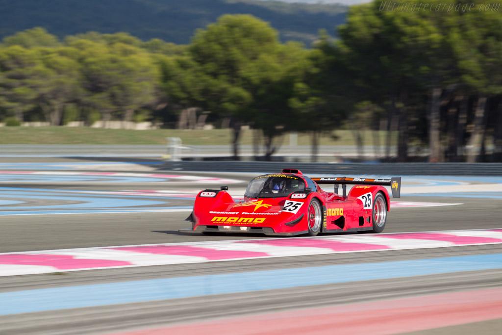 Gebhardt C91 - Chassis: 901 - Driver: Michael Lyons  - 2016 Dix Mille Tours