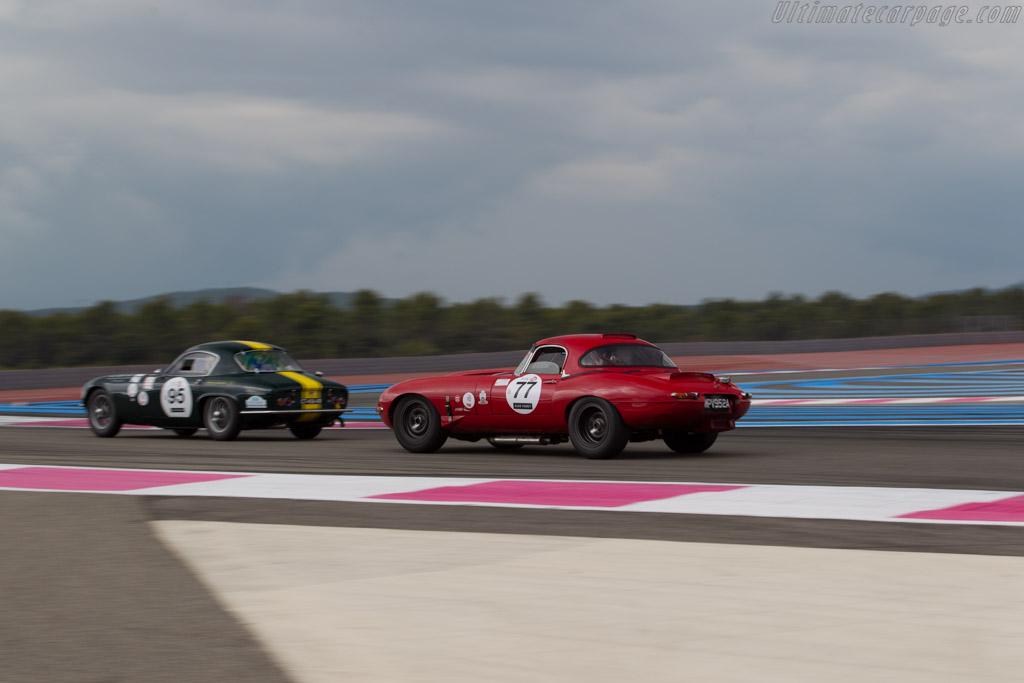 Jaguar E-Type - Chassis: 878169 - Driver: Hugo Payen / Thomas Leriche  - 2016 Dix Mille Tours