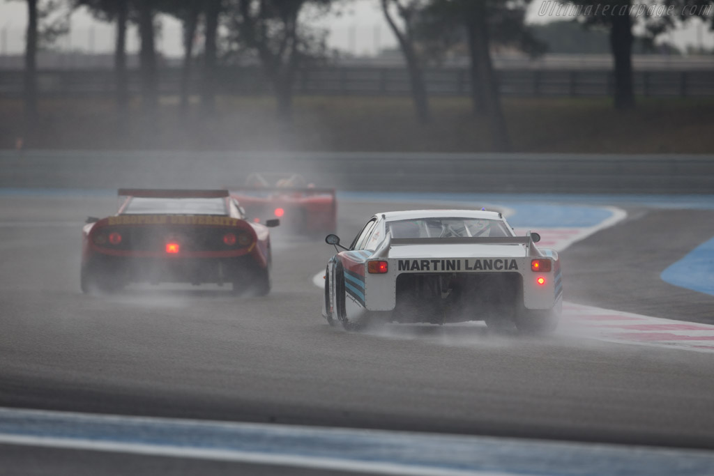 Lancia Beta Monte Carlo - Chassis: 1009 - Driver: Franco Meiners  - 2016 Dix Mille Tours