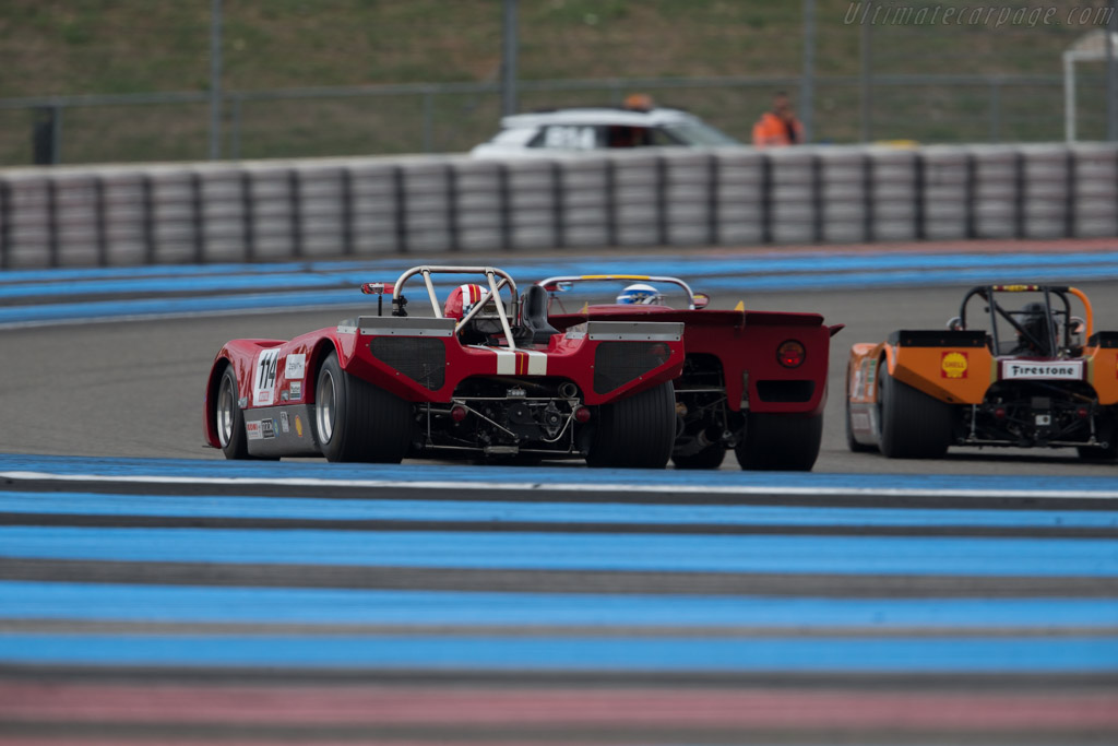 Lola T210 - Chassis: SL210/06 - Driver: Nicholas Pink  - 2016 Dix Mille Tours
