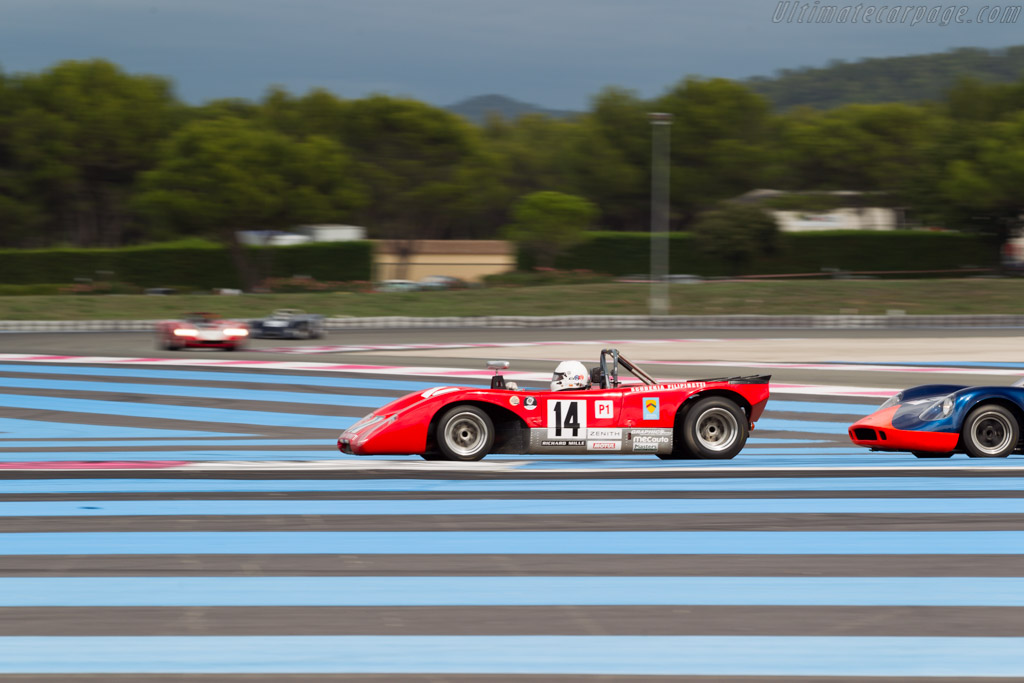 Lola T212 - Chassis: HU18 - Driver: Mauro Poponcini  - 2016 Dix Mille Tours