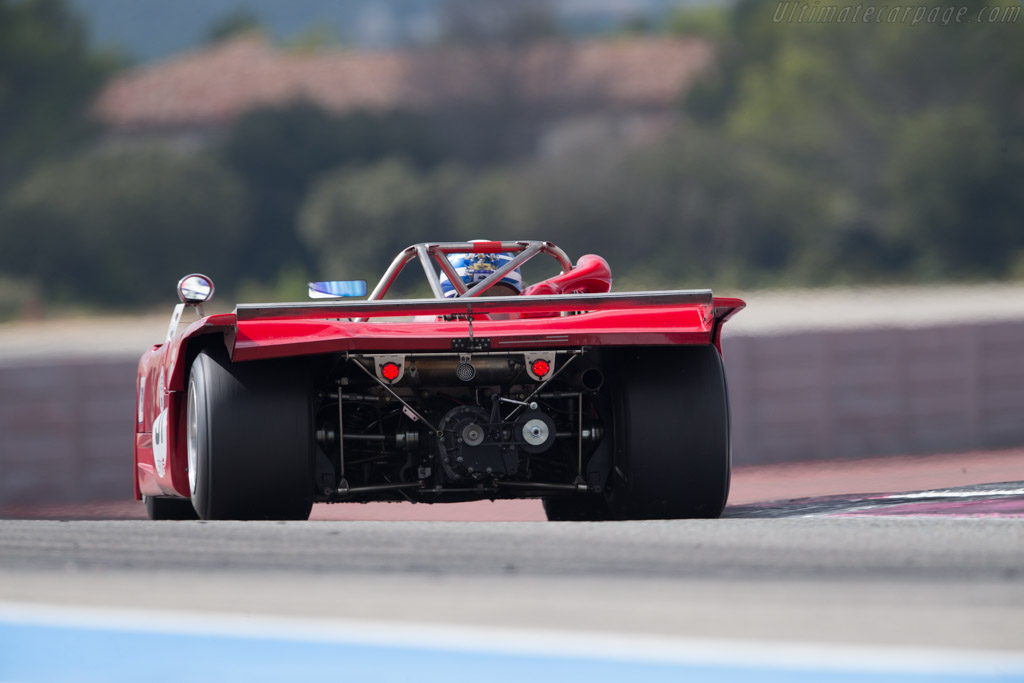 Lola T290 - Chassis: HU34 - Driver: Gianluca Rattazzi  - 2016 Dix Mille Tours