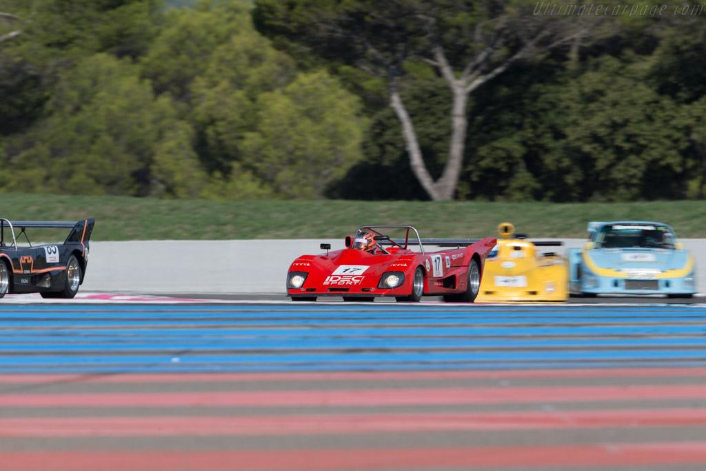 Lola T298 - Chassis: HU97 - Driver: Patrice Lafargue  - 2016 Dix Mille Tours
