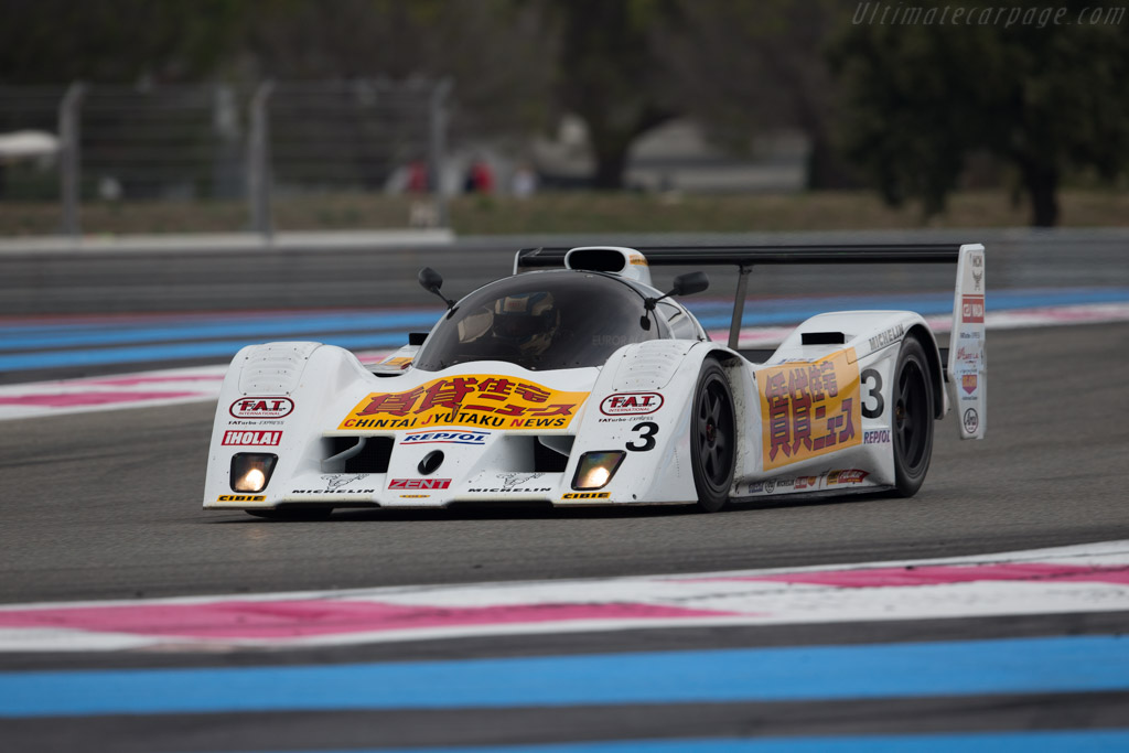 Lola T92/10 Judd - Chassis: HU01 - Driver: Peter Garrod  - 2016 Dix Mille Tours