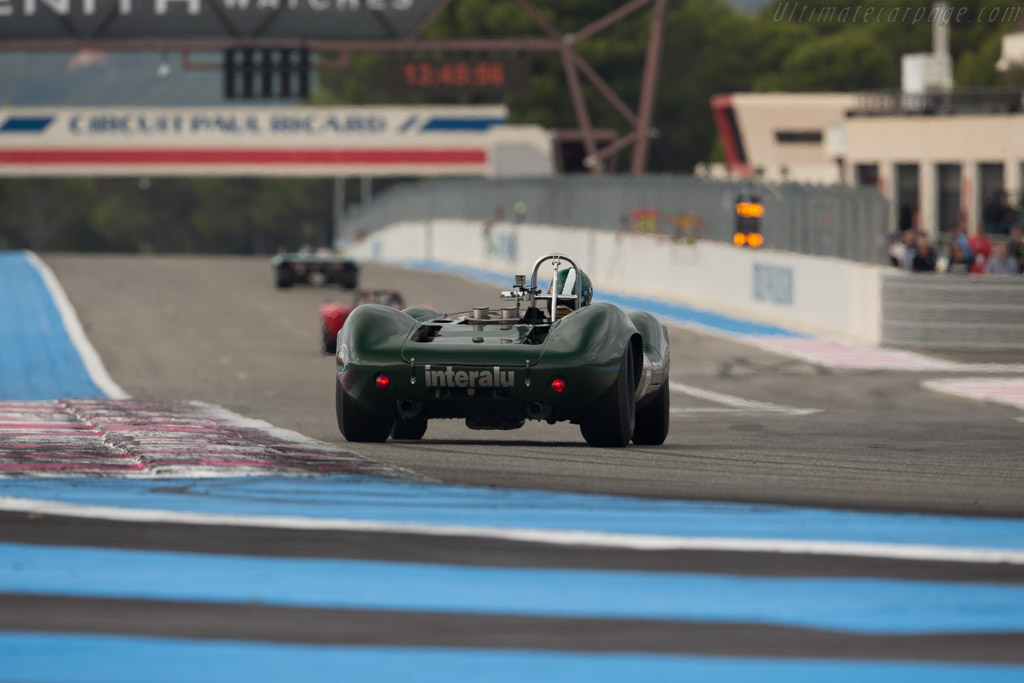 Lotus 30 Ford - Chassis: 30/L/7 - Driver: Anthony Schrauwen  - 2016 Dix Mille Tours