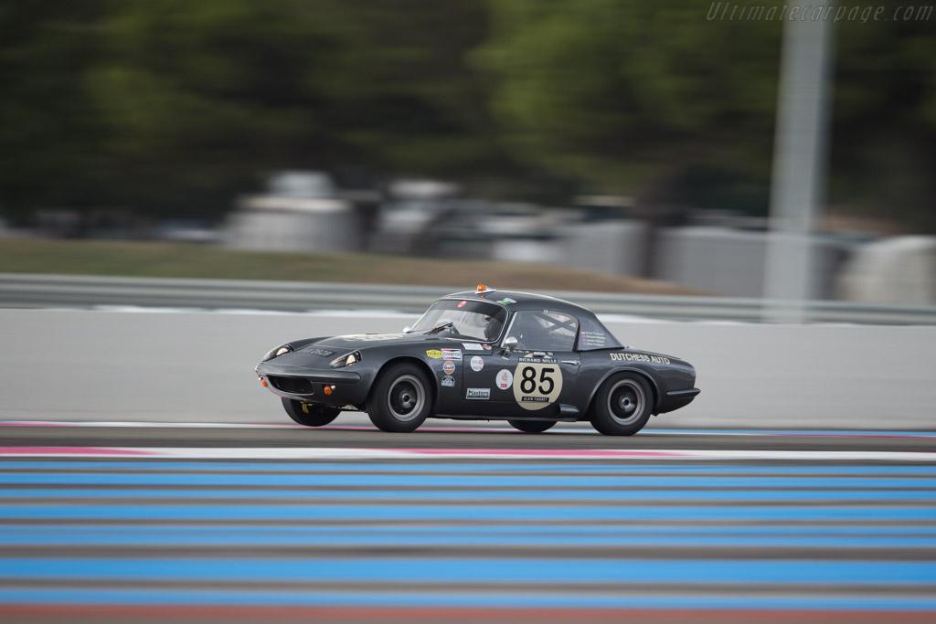 Lotus Elan 26R - Chassis: 26-R-9 - Driver: Grant Tromans / Richard Meaden  - 2016 Dix Mille Tours