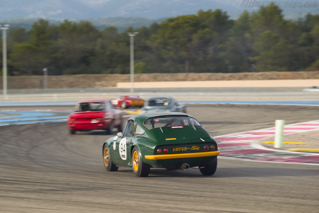 Lotus Elan 26R Shapecraft - Chassis: 26R-20 - Driver: Georges Verquin  - 2016 Dix Mille Tours