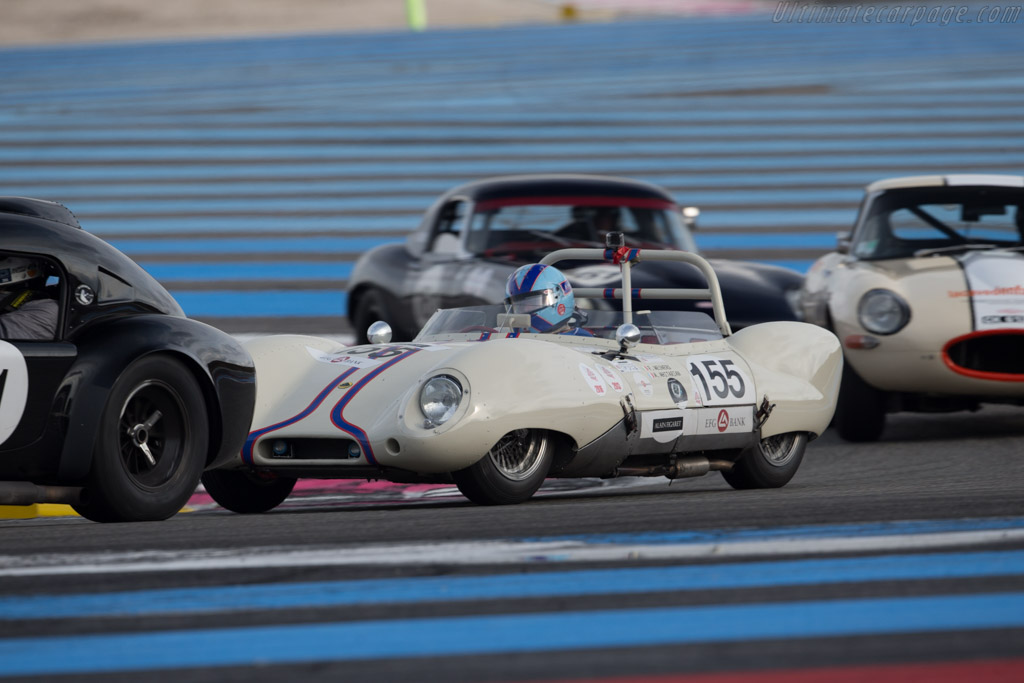 Lotus Eleven - Chassis: 248 - Driver: Franco Meiners / Michel Mitharian  - 2016 Dix Mille Tours
