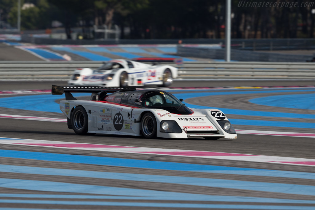 March 85G Porsche - Chassis: 85G/06 - Driver: Christian Perrier  - 2016 Dix Mille Tours